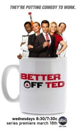 Better Off Ted - D.R